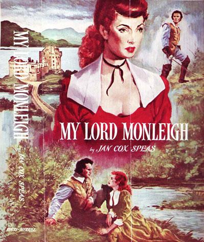 My Lord Monleigh 1956 Bobbs-Merrill