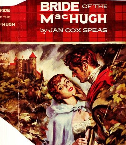 Bride of the MacHugh 1954 Morrow